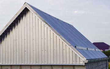 disadvantages of Tamworth Green corrugated roofing