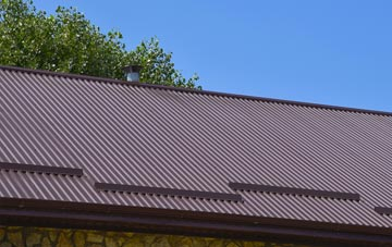 typical Tamworth Green corrugated roof uses
