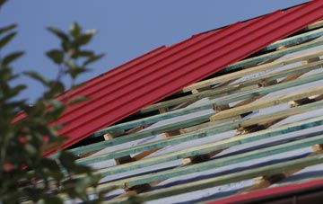 Tamworth Green corrugated roofing costs