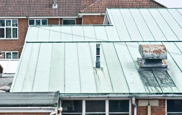 Tamworth Green lead roofing costs