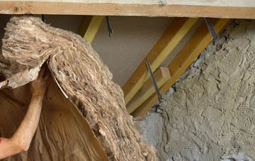 Tamworth Green pitched roof insulation costs