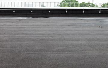 Tamworth Green asphalt roof replacement