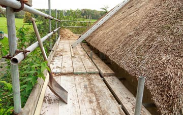 advantages of Tamworth Green thatch roofing