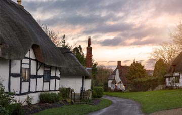 is Tamworth Green thatch roofing popular