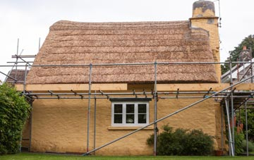 Tamworth Green thatch roofing costs