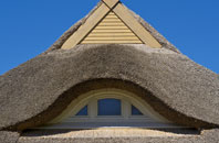Tamworth Green thatch roofing